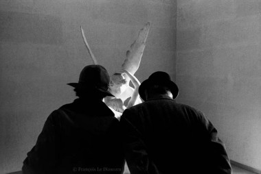 Ref ANGEL 1 – Cupid and Psyche, sculpture by Canova, Louvre Museum, Paris, France