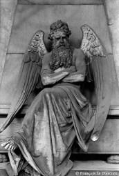 Ref ANGEL 2 – Genoa cemetery, Italy