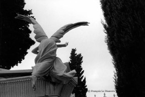 Ref ANGEL 7 – Cemetery in Nice, France