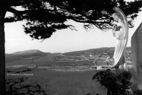 Ref ANGEL 8 – Cemetery on the island of Folegandros, Greece