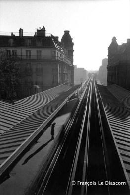 Ref Paris 3 – Passy metro
