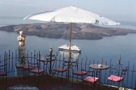 """REF BLUE GREECE 18 – Statue of """"la Vénus de Milo"""", Santorini island"""