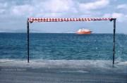 REF BLUE GREECE 4 – Red boat, Naxos island