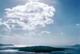 REF BLUE GREECE 8 – View of Santorini island