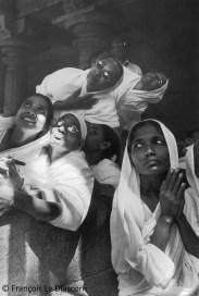 Ref India 1 – Jain women praying. Sravana Begola