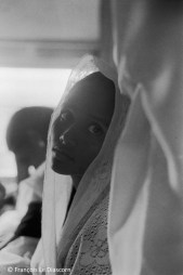 Ref India 5 – Indian girl on train near Madurai