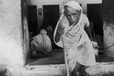 Ref India 8 – Widow in an Ashram, Varanasi