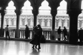 Ref VENICE 15 – Dancers at the Doge's Palace