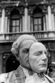 Ref VENICE 17 – Casanova with death mask