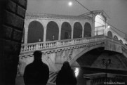 Ref VENICE 8 – The Rialto Bridge under the full moon