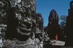 Ref / Buddha 9 - Bayon Temple, Angkor, Cambodia