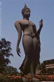 Ref BUDDHA 21 – Walking Buddha, Sukhothai, Thailand