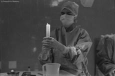Ref Hospital 12 – Nurse preparing an injection, Creteil, France