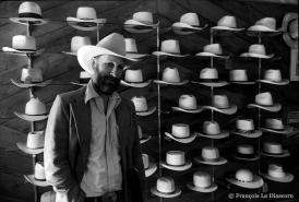 Bruce Nauman Santa Fe 1983 © François Le Diascorn
