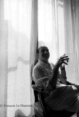 Edouard Boubat 1984 © François Le Diascorn