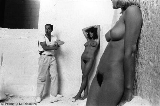Ralph Gibson Arles - France © François Le Diascorn