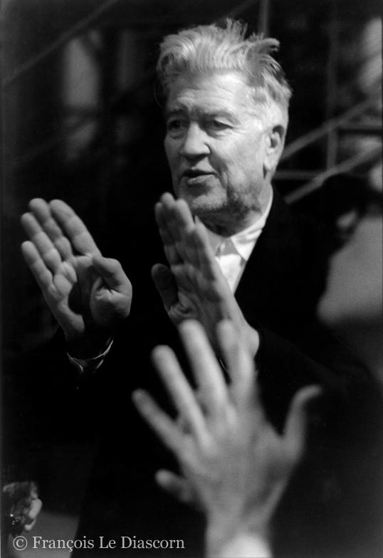 David Lynch - © François Le Diascorn
